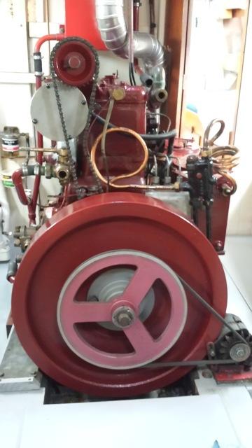Baden engine
