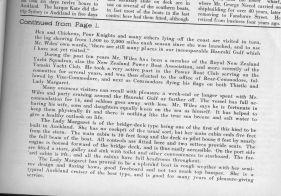 Lady Margaret NZ Yachtman Vol 3 1936 p.3