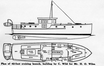 Lady Margaret design drawings
