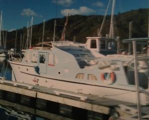 Matatahi Waikawa Marina c.1991