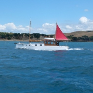 Nereides off Whangaporoa