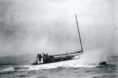 Alcestis at sea