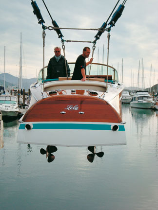RIVA TRITONE 1962 MARLBOROUGH SOUNDS -7