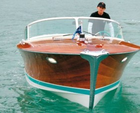 RIVA TRITONE 1962 MARLBOROUGH SOUNDS