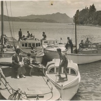Whitianga New Years Day Regatta #2 c.1950/51