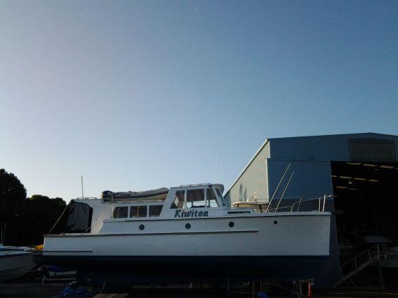 Kiwitea at Gulf Harbour 2013