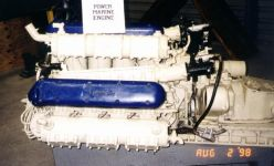 W1- NAPIER LIONS MARINISED AIRCRAFT ENGINE
