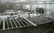 W1 - SOME OF HER FAMILY BEING BUILT IN U.K. c 1940