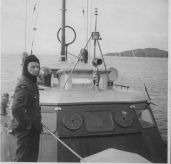 W1-- WWII CIRCA 1942 In Cook Strait