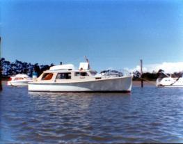 Whau River Te Atatu Feb 1984
