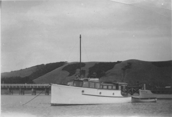 Dick Daniels Boat