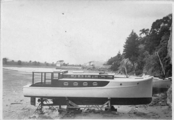 JULIANA 1947 JUDGES BAY