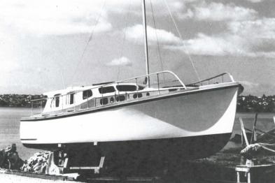 Mapuna Launching Day 1961