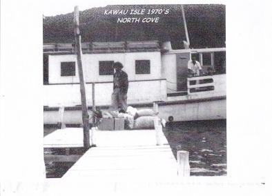 KAWAU ISLE NORTH HARBOUR KAWAU ISLAND 1970s