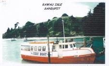 KAWAU ISLE SANDSPIT 19.9.90