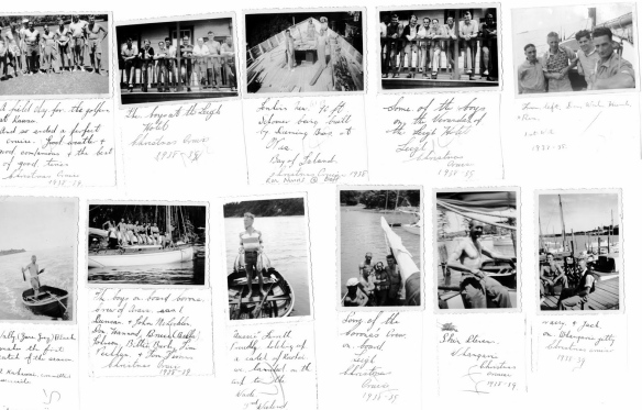 Corona Christmas Cruise 1938/9 (#1 in series of 4)