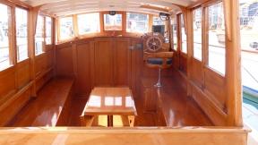 Lady Gay cockpit