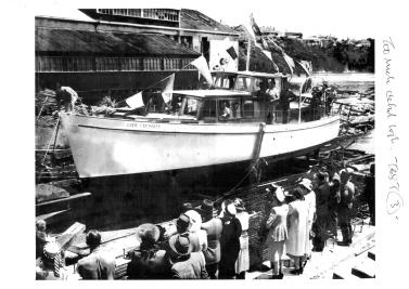 Launching 1948
