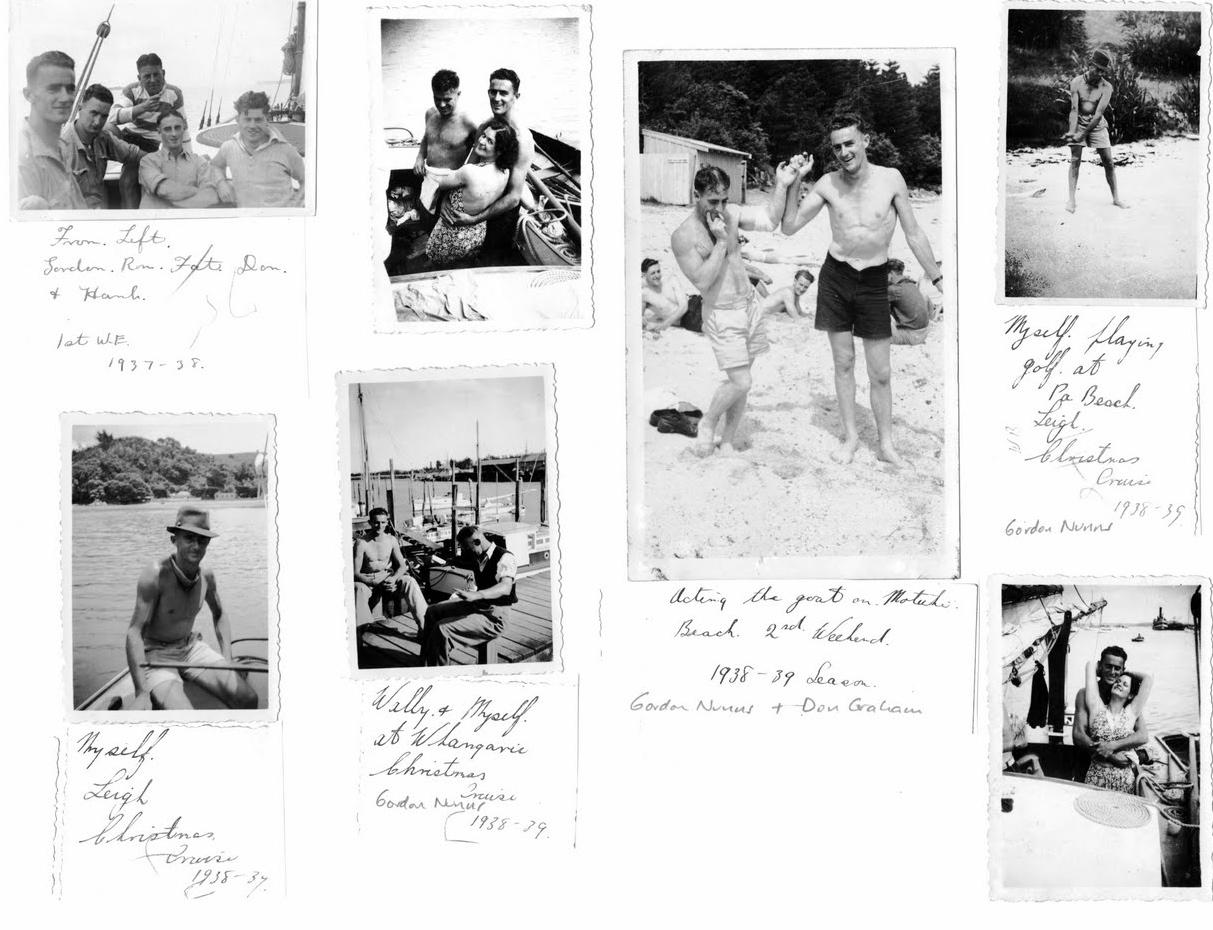 Corona Christmas Cruise 1938/9 (#3 in series of 4)
