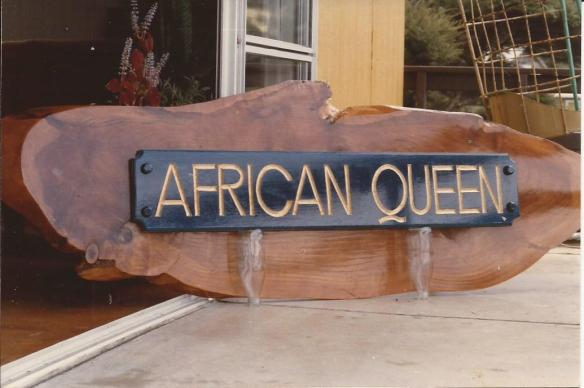 Willie Oliver & the African Queen
