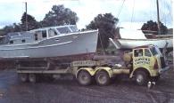 Aotea in Akl ex Lake Taupo