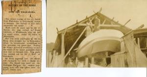 Bondi Belle Hokianga Newspaper c1929