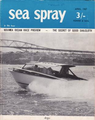 MMC Argo SeaSpray 1967
