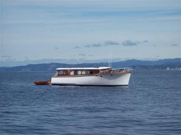 Ohinau Island Mercury Bay
