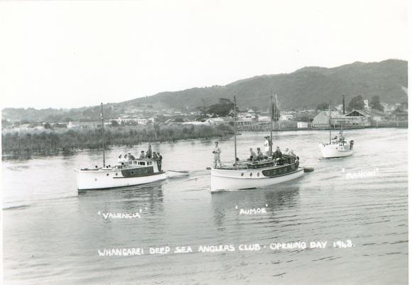 Valencia, Aumoe, Ranoni 1948