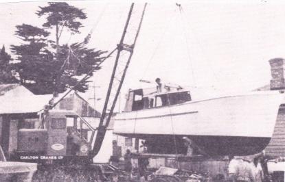 Cyvette launching