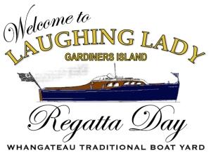 laughing lady regatta