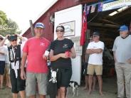 The winners- Steve H & Jane