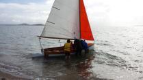 Classic Dinghy Sailing 003