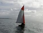 Classic Dinghy Sailing 011