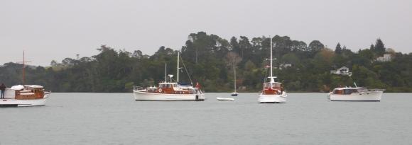 Lady Margaret, Trinidad, Lady Crossley, Waimiga