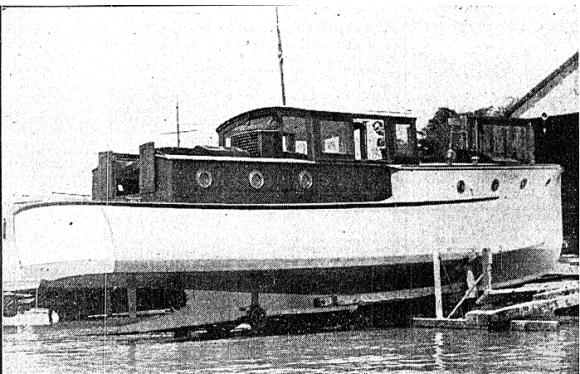 Lady Margaret (C Wild) Oct 1928