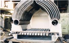 Orginial Herreshoff boiler