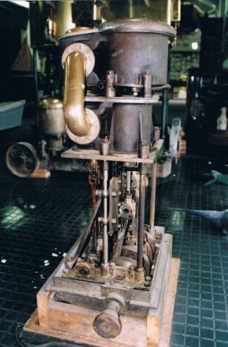 Orginial Herreshoff engine
