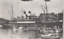 SS Matangi @ Mansion House Wharf