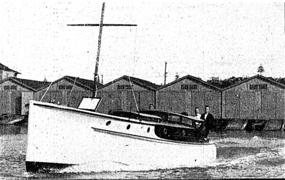 Valerie launch day 29 Aug 1929