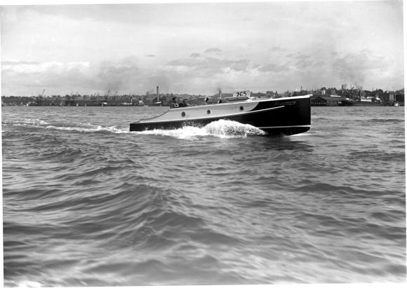Rosemary- 1925 Anniversary Regatta.
