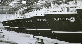 Sister ships in UK factory