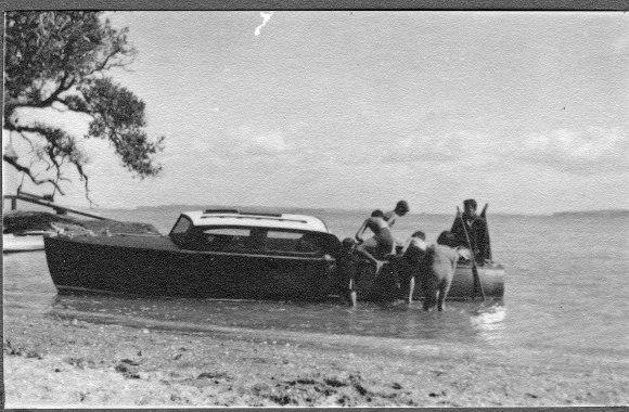WANDA ( LITTLE WANDA) c 1946
