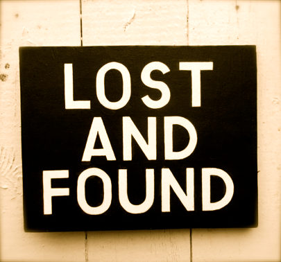 Lost & Found old