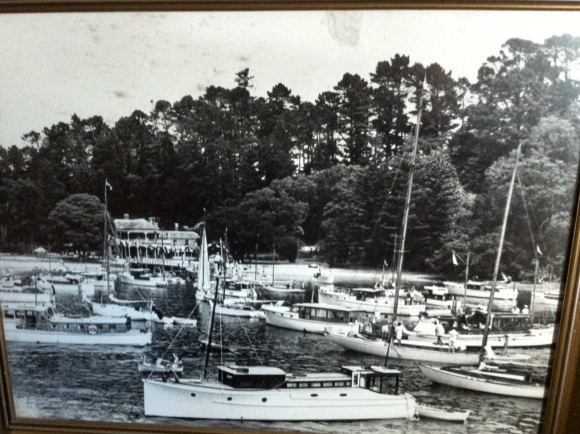 Mansion House Bay - post WW2