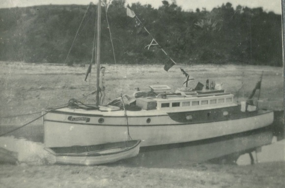 a Florence boat