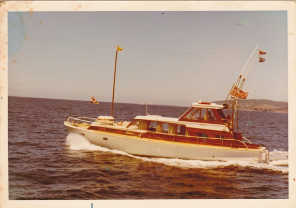 COMMANDER ONE LENGTHENED c mid 1960s