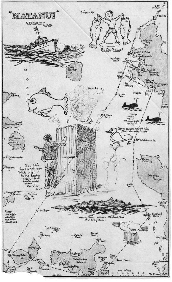 Matanui 1955