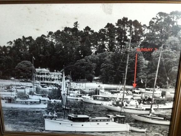 Mansion House Bay - post WW2
