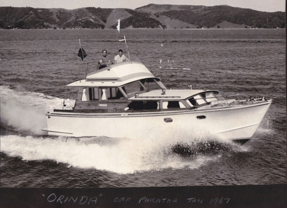 ORINDA II - JANUARY 1967